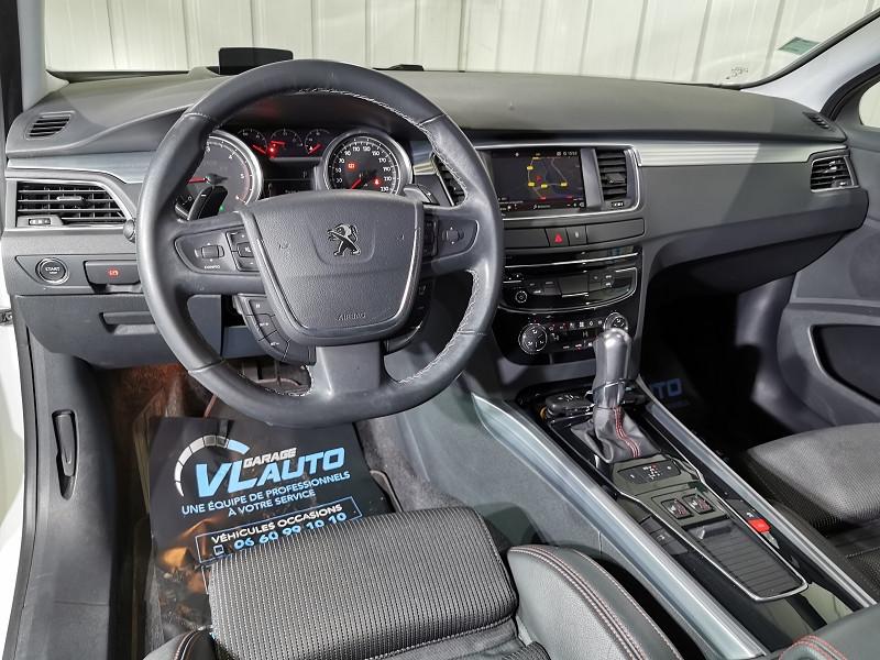 Photo 7 de l'offre de PEUGEOT 508 2.0 BLUEHDI 180CH FAP GT EAT6 à 16490€ chez VL Auto