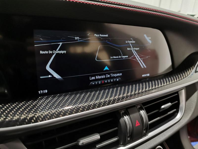 Photo 12 de l'offre de ALFA ROMEO STELVIO 2.9 V6 510CH QUADRIFOGLIO Q4 AT8 à 72990€ chez VL Auto