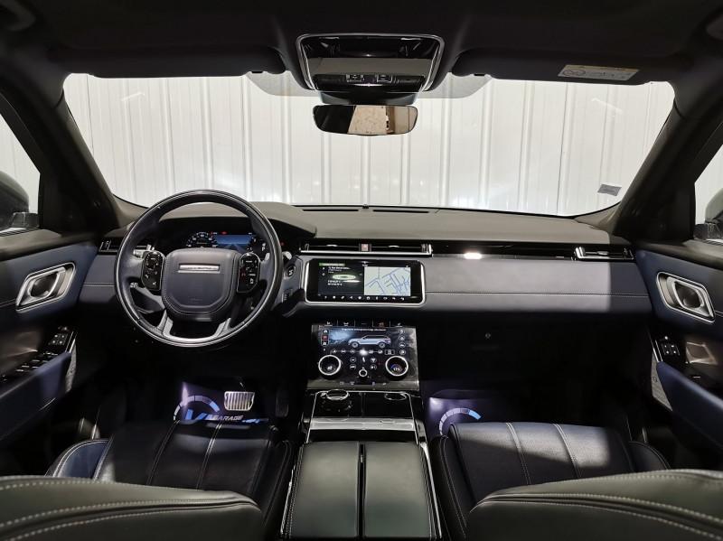 Photo 6 de l'offre de LAND-ROVER RANGE ROVER VELAR 3.0D V6 300CH R-DYNAMIC HSE AWD BVA à 57990€ chez VL Auto