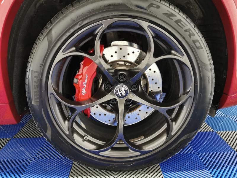 Photo 19 de l'offre de ALFA ROMEO STELVIO 2.9 V6 510CH QUADRIFOGLIO Q4 AT8 à 72990€ chez VL Auto