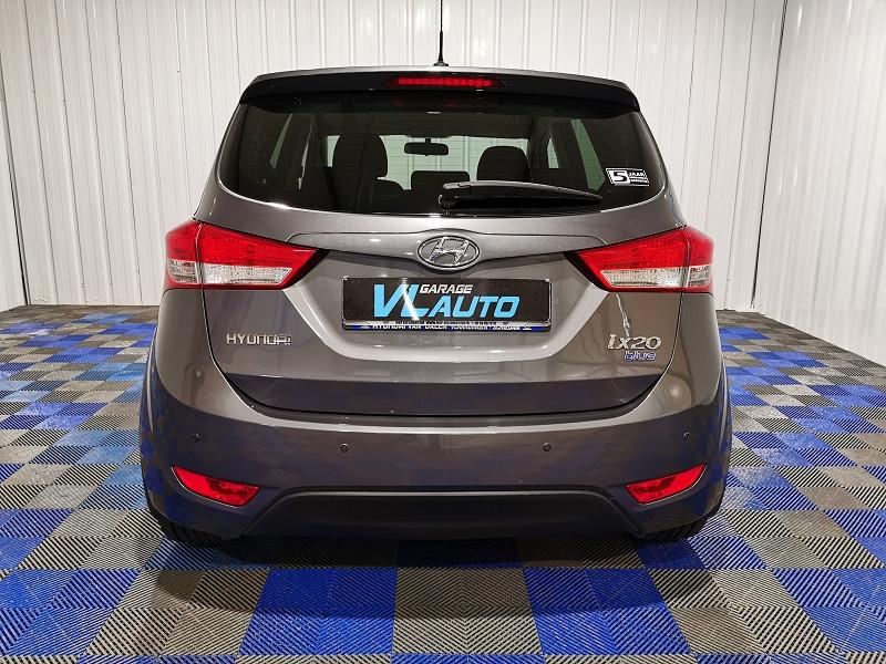 Photo 4 de l'offre de HYUNDAI IX20 1.4 90CH PACK INVENTIVE à 6990€ chez VL Auto