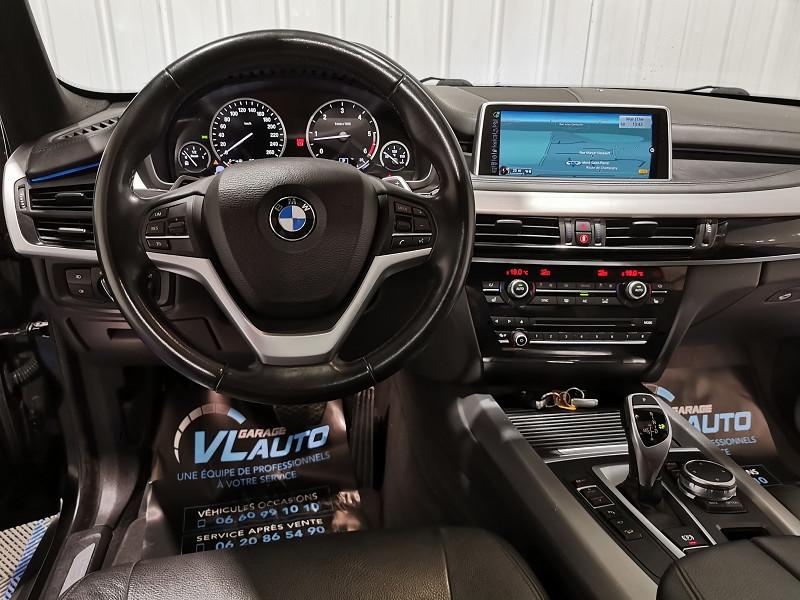 Photo 12 de l'offre de BMW X5 (F15) XDRIVE30DA 258CH EXCLUSIVE 7 PLACES à 31990€ chez VL Auto
