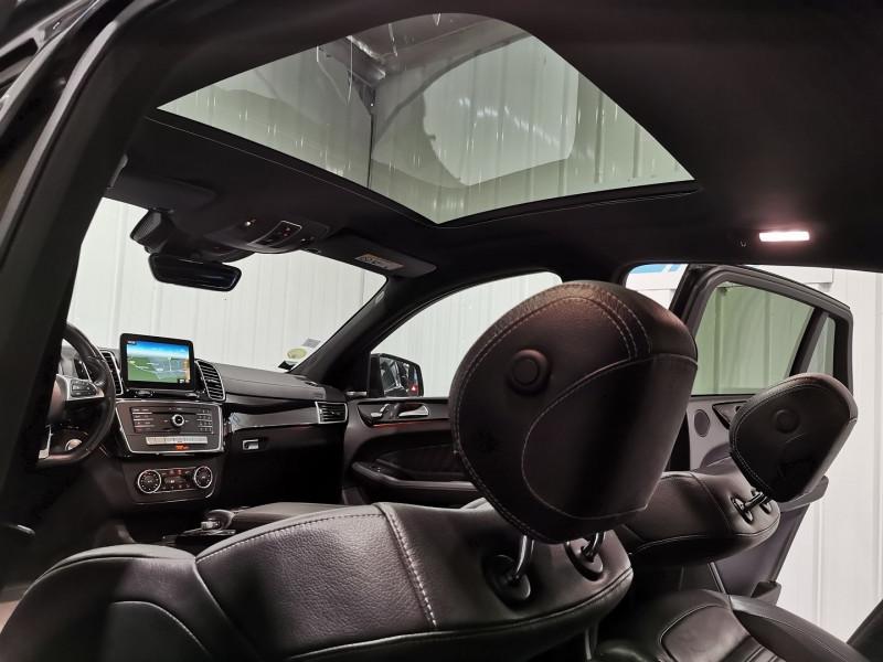 Photo 10 de l'offre de MERCEDES-BENZ GLE COUPE (C292) 350 D 258CH SPORTLINE 4MATIC 9G-TRONIC à 44990€ chez VL Auto