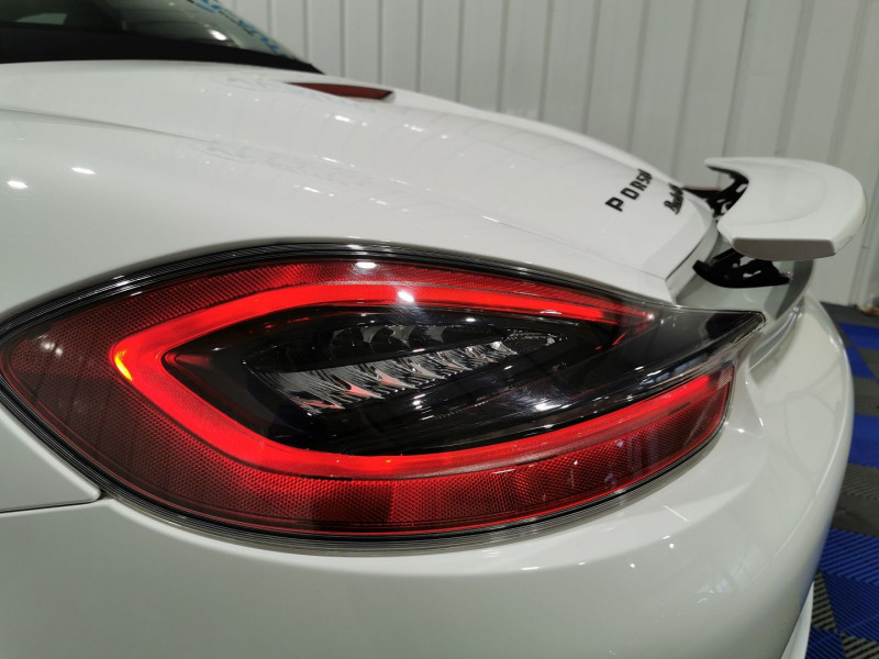 Photo 12 de l'offre de PORSCHE BOXSTER (981) 3.4 330CH GTS PDK à 64990€ chez VL Auto