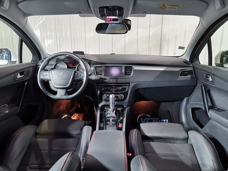 Photo 5 de l'offre de PEUGEOT 508 2.0 BLUEHDI 180CH FAP GT EAT6 à 16490€ chez VL Auto