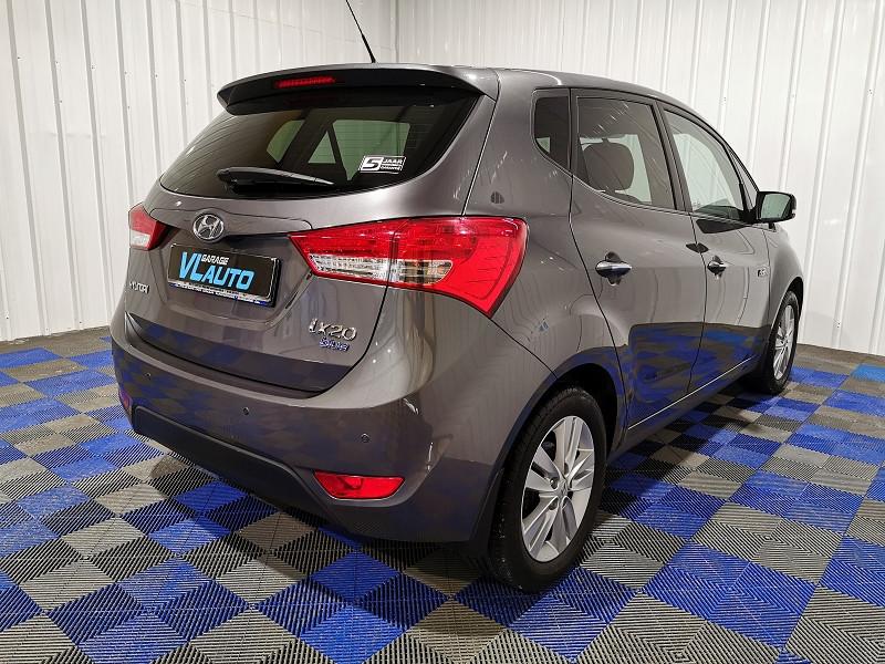 Photo 5 de l'offre de HYUNDAI IX20 1.4 90CH PACK INVENTIVE à 6990€ chez VL Auto