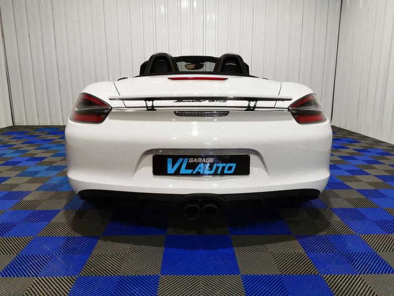 Photo 6 de l'offre de PORSCHE BOXSTER (981) 3.4 330CH GTS PDK à 64990€ chez VL Auto