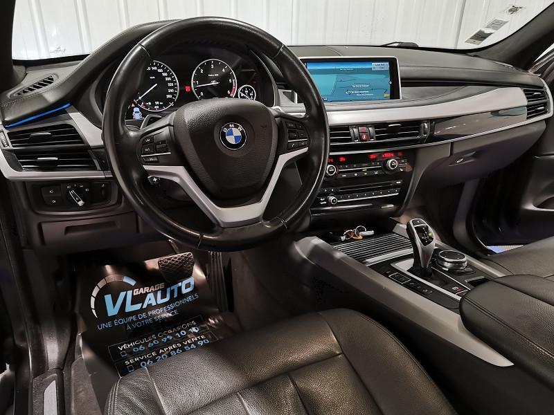 Photo 11 de l'offre de BMW X5 (F15) XDRIVE30DA 258CH EXCLUSIVE 7 PLACES à 31990€ chez VL Auto