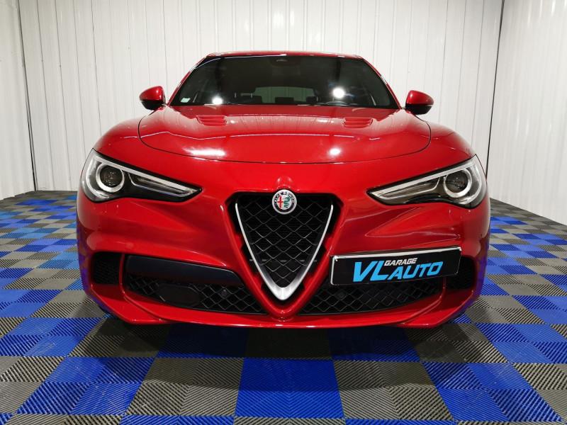 Photo 2 de l'offre de ALFA ROMEO STELVIO 2.9 V6 510CH QUADRIFOGLIO Q4 AT8 à 72990€ chez VL Auto