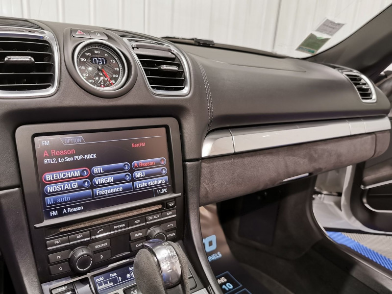 Photo 18 de l'offre de PORSCHE BOXSTER (981) 3.4 330CH GTS PDK à 64990€ chez VL Auto