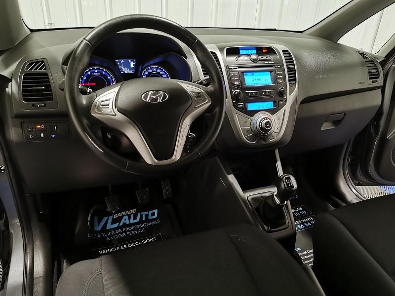 Photo 11 de l'offre de HYUNDAI IX20 1.4 90CH PACK INVENTIVE à 6990€ chez VL Auto