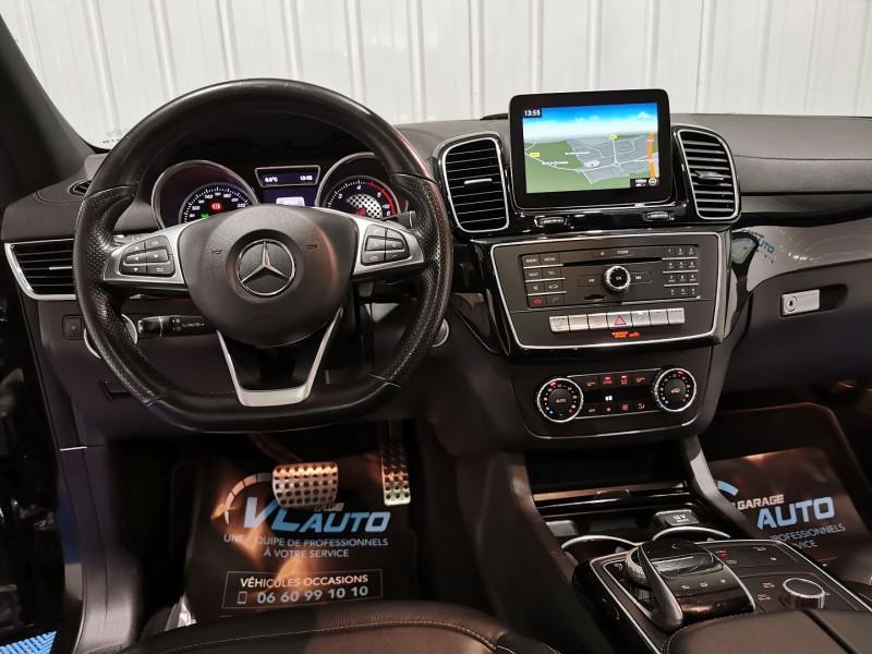 Photo 13 de l'offre de MERCEDES-BENZ GLE COUPE (C292) 350 D 258CH SPORTLINE 4MATIC 9G-TRONIC à 44990€ chez VL Auto