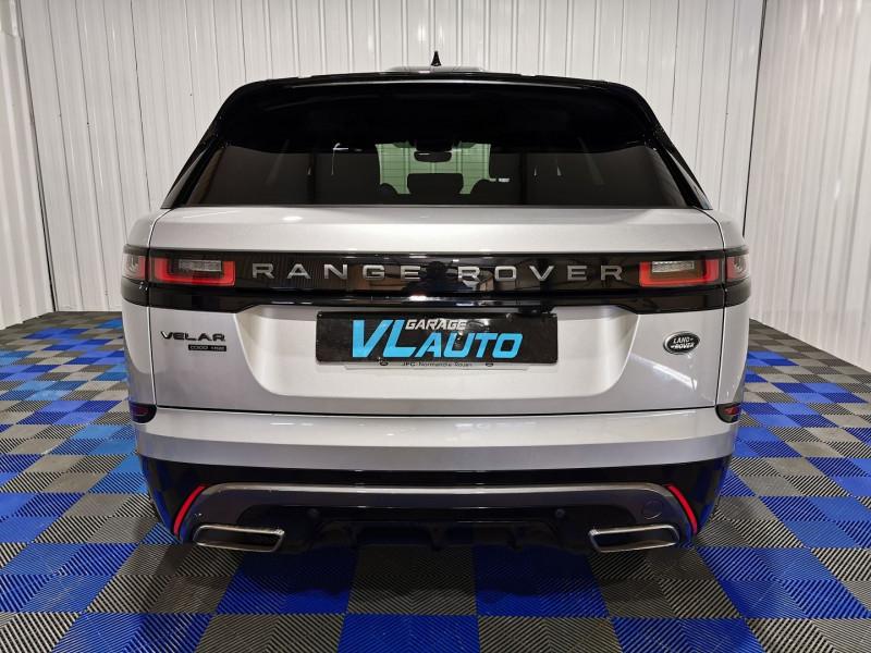 Photo 4 de l'offre de LAND-ROVER RANGE ROVER VELAR 3.0D V6 300CH R-DYNAMIC HSE AWD BVA à 57990€ chez VL Auto