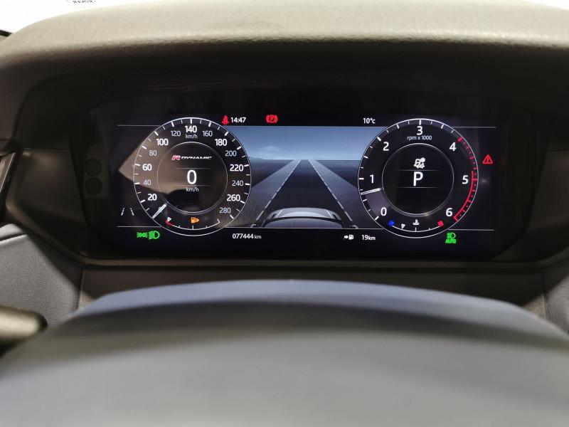 Photo 14 de l'offre de LAND-ROVER RANGE ROVER VELAR 3.0D V6 300CH R-DYNAMIC HSE AWD BVA à 57990€ chez VL Auto