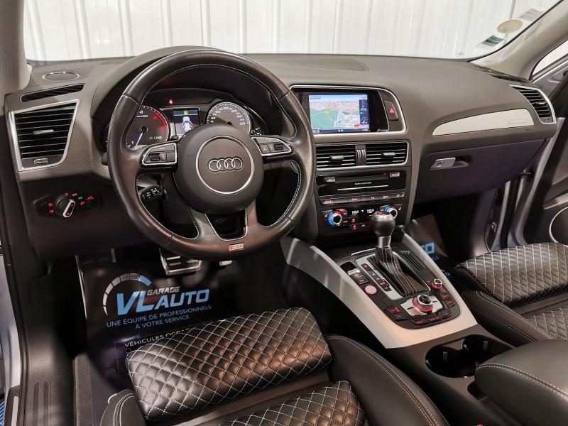 Photo 10 de l'offre de AUDI SQ5 3.0 V6 BITDI 340CH PLUS QUATTRO TIPTRONIC à 42990€ chez VL Auto