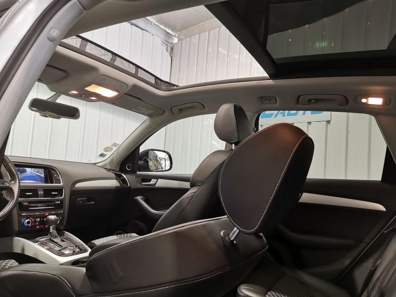 Photo 7 de l'offre de AUDI SQ5 3.0 V6 BITDI 340CH PLUS QUATTRO TIPTRONIC à 42990€ chez VL Auto
