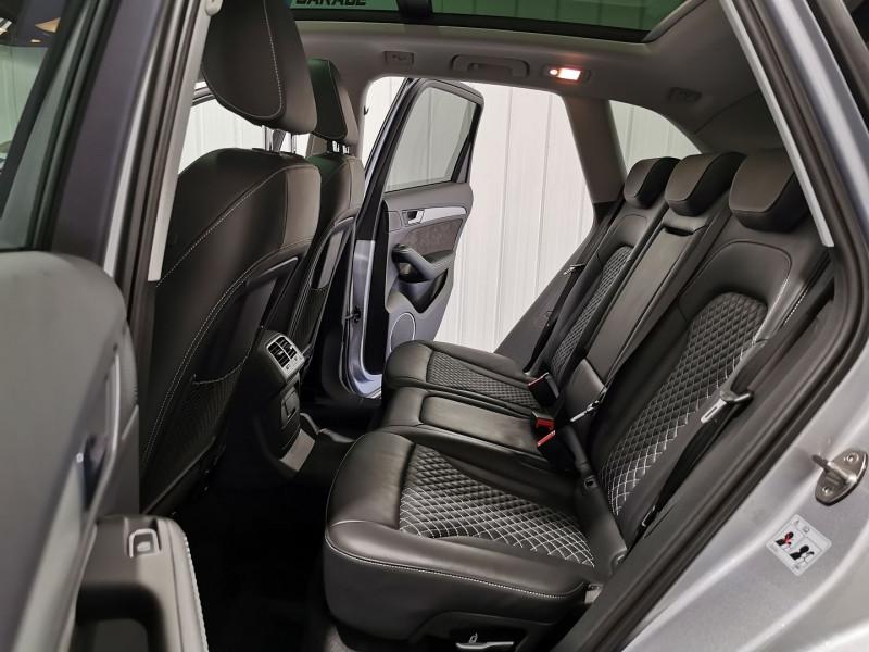Photo 19 de l'offre de AUDI SQ5 3.0 V6 BITDI 340CH PLUS QUATTRO TIPTRONIC à 42990€ chez VL Auto