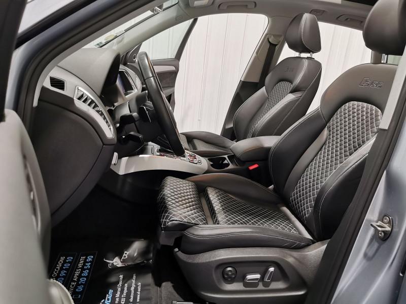 Photo 11 de l'offre de AUDI SQ5 3.0 V6 BITDI 340CH PLUS QUATTRO TIPTRONIC à 42990€ chez VL Auto