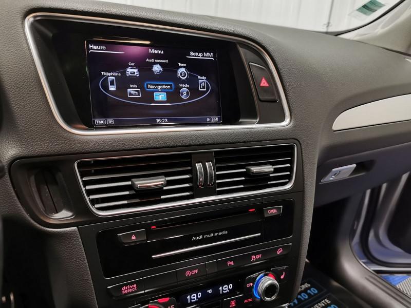 Photo 14 de l'offre de AUDI SQ5 3.0 V6 BITDI 340CH PLUS QUATTRO TIPTRONIC à 42990€ chez VL Auto