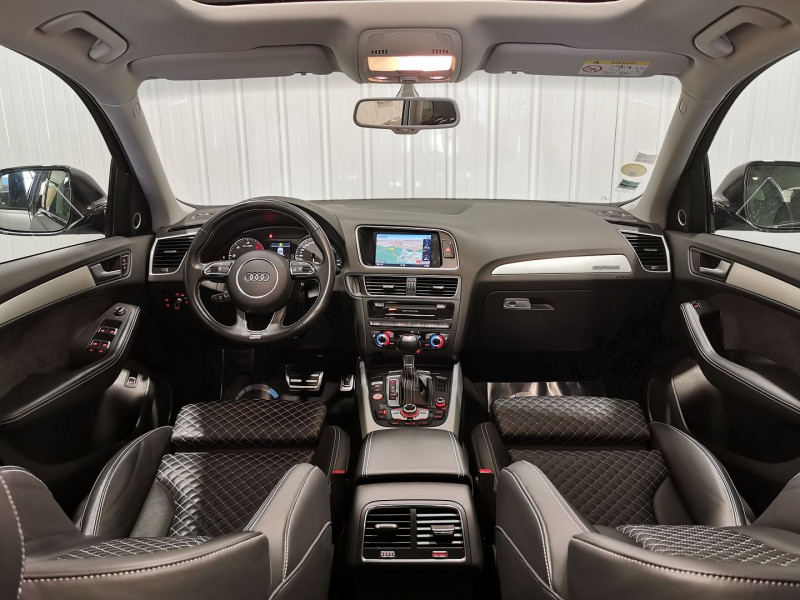 Photo 8 de l'offre de AUDI SQ5 3.0 V6 BITDI 340CH PLUS QUATTRO TIPTRONIC à 42990€ chez VL Auto