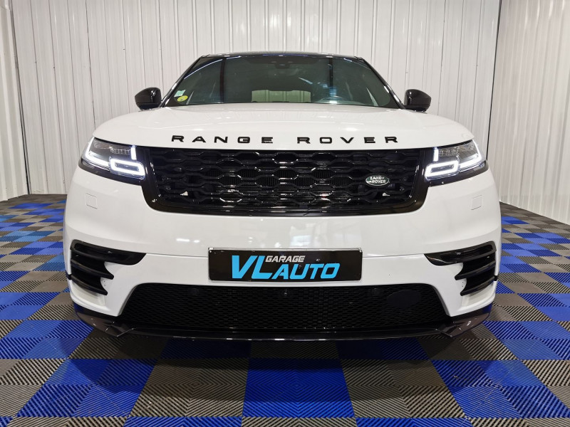 Photo 2 de l'offre de LAND-ROVER RANGE ROVER VELAR 3.0D V6 300CH R-DYNAMIC HSE AWD BVA à 53990€ chez VL Auto