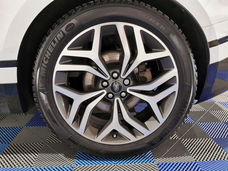 Photo 25 de l'offre de LAND-ROVER RANGE ROVER VELAR 3.0D V6 300CH R-DYNAMIC HSE AWD BVA à 53990€ chez VL Auto