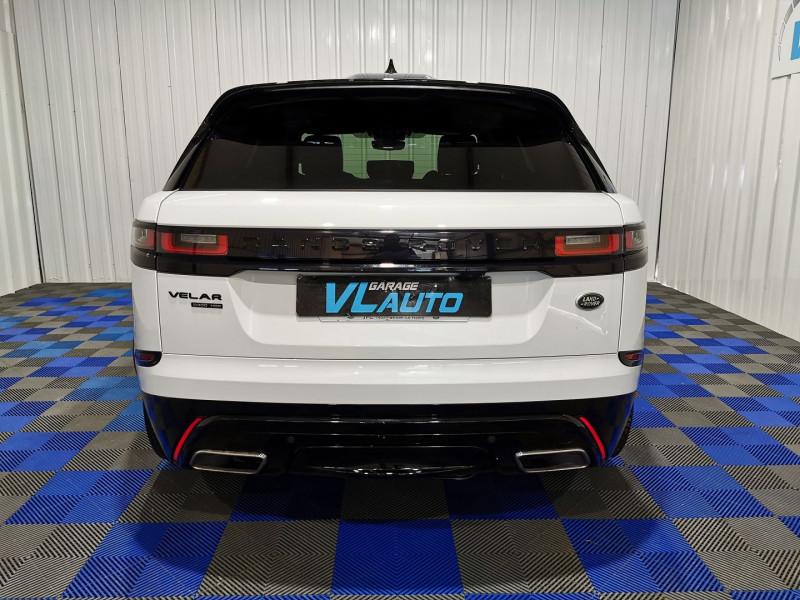 Photo 4 de l'offre de LAND-ROVER RANGE ROVER VELAR 3.0D V6 300CH R-DYNAMIC HSE AWD BVA à 53990€ chez VL Auto