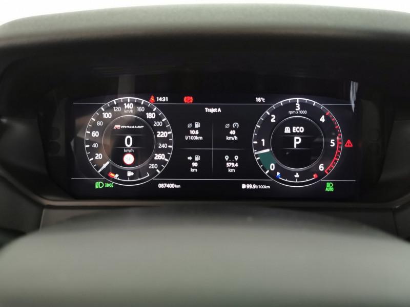 Photo 13 de l'offre de LAND-ROVER RANGE ROVER VELAR 3.0D V6 300CH R-DYNAMIC HSE AWD BVA à 53990€ chez VL Auto