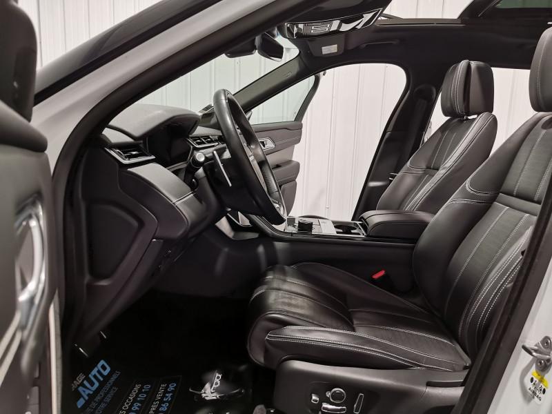 Photo 14 de l'offre de LAND-ROVER RANGE ROVER VELAR 3.0D V6 300CH R-DYNAMIC HSE AWD BVA à 53990€ chez VL Auto