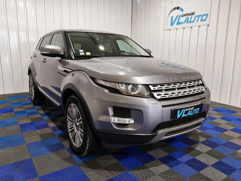 Land-Rover EVOQUE 2.2 SD4 PRESTIGE BVA Diesel GRIS Occasion à vendre