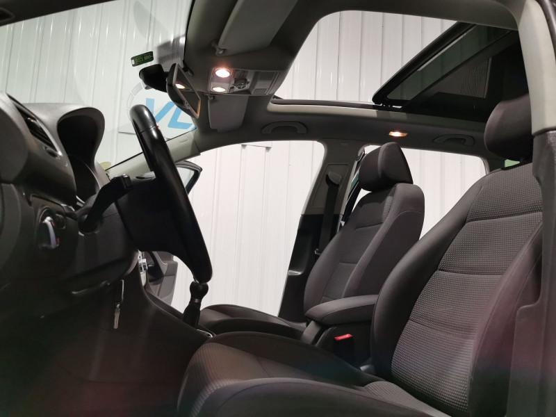 Photo 9 de l'offre de VOLKSWAGEN GOLF VI SW 1.6 TDI 105CH BLUEMOTION FAP CONFORTLINE à 6690€ chez VL Auto