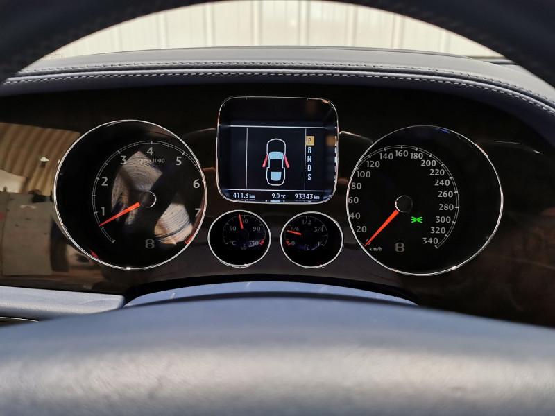 Photo 21 de l'offre de BENTLEY CONTINENTAL GT 6.0 à 38490€ chez VL Auto