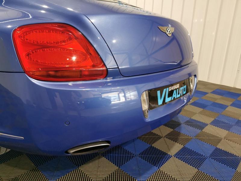 Photo 9 de l'offre de BENTLEY CONTINENTAL GT 6.0 à 38490€ chez VL Auto