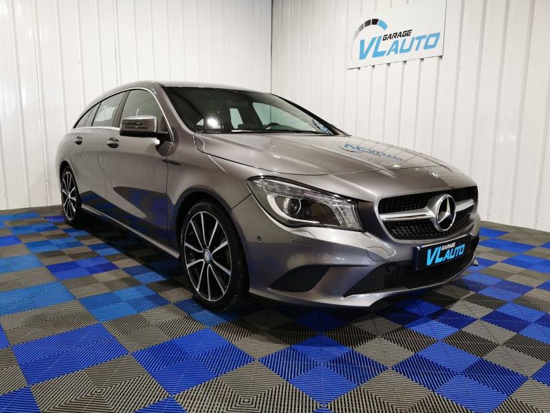 Mercedes-Benz CLA SHOOTING BRAKE 180 SENSATION Essence GRIS Occasion à vendre