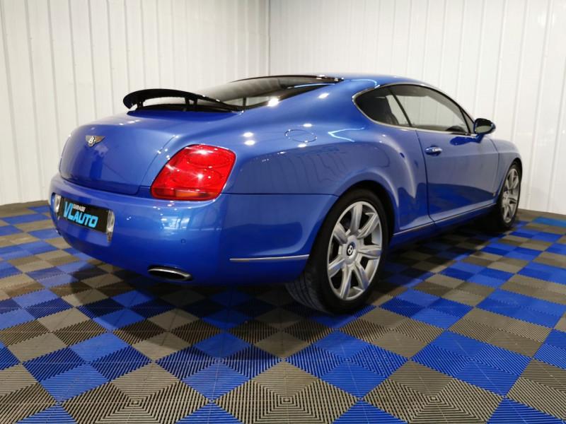 Photo 8 de l'offre de BENTLEY CONTINENTAL GT 6.0 à 38490€ chez VL Auto