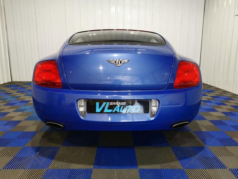 Photo 4 de l'offre de BENTLEY CONTINENTAL GT 6.0 à 38490€ chez VL Auto