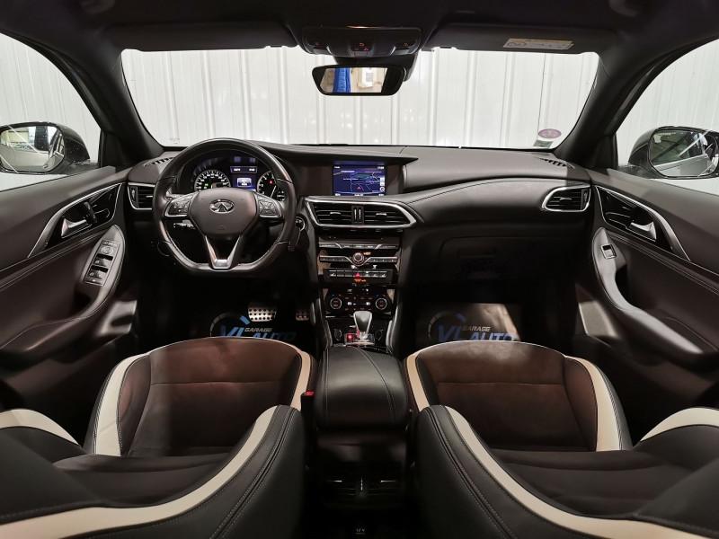Photo 6 de l'offre de INFINITI Q30 1.6T 156CH SPORT DCT7 à 18490€ chez VL Auto