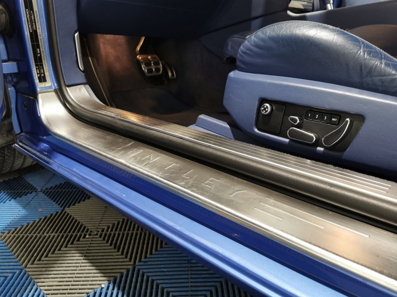Photo 22 de l'offre de BENTLEY CONTINENTAL GT 6.0 à 38490€ chez VL Auto