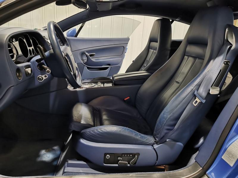Photo 18 de l'offre de BENTLEY CONTINENTAL GT 6.0 à 38490€ chez VL Auto