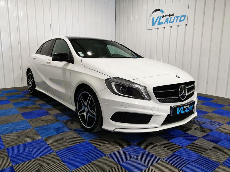 Mercedes-Benz CLASSE A (W176) 220 D FASCINATION 7G-DCT Diesel BLANC Occasion à vendre