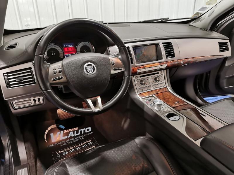 Photo 8 de l'offre de JAGUAR XF 3.0 V6 D 211CH EDITION LIMITEE à 10490€ chez VL Auto