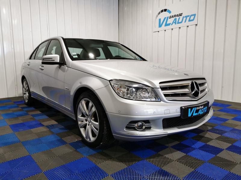 Mercedes-Benz CLASSE C (W204) 200 CDI BE AVANTGARDE PACK LUXE Diesel GRIS C Occasion à vendre