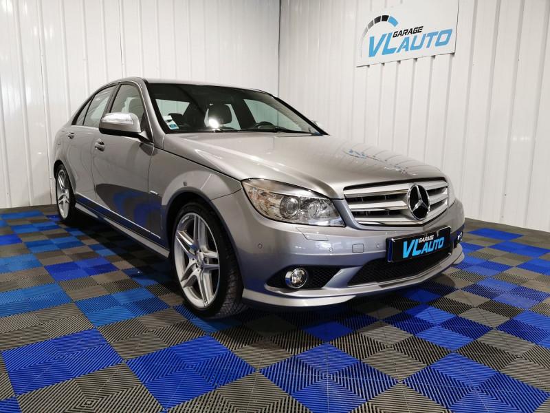 Mercedes-Benz CLASSE C (W203) 320 CDI AVANTGARDE 7GTRO Diesel GRIS Occasion à vendre