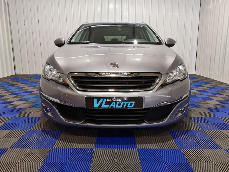 Photo 2 de l'offre de PEUGEOT 308 SW 1.6 BLUEHDI 120CH STYLE S&S à 13490€ chez VL Auto