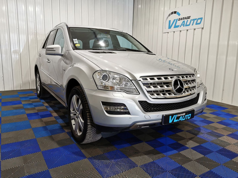 Mercedes-Benz CLASSE ML (W164) 300 CDI PACK SPORT Diesel GRIS C Occasion à vendre