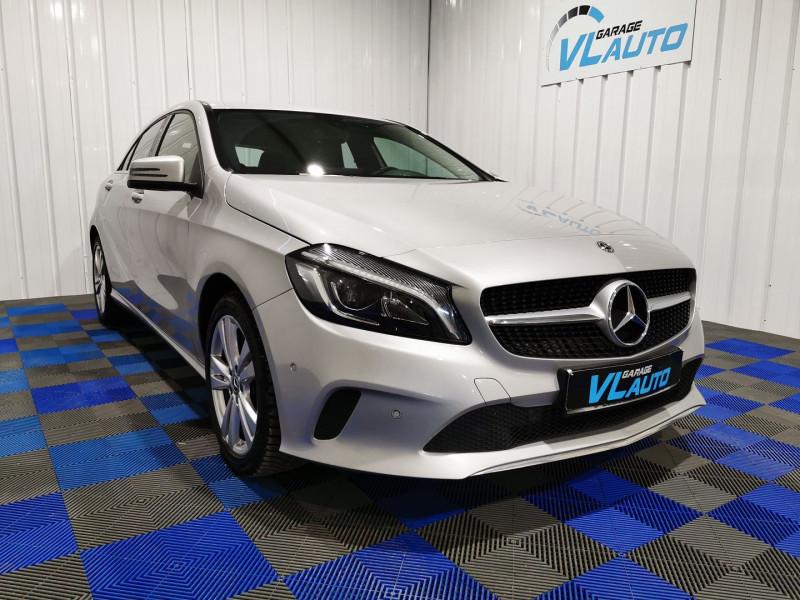 Mercedes-Benz CLASSE A (W176) 180 D SENSATION 7G-DCT Diesel GRIS Occasion à vendre