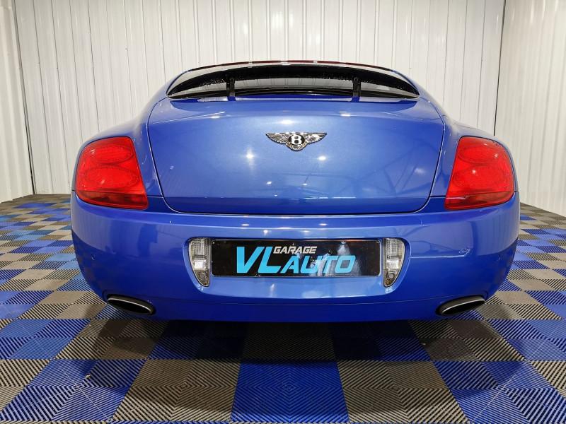Photo 7 de l'offre de BENTLEY CONTINENTAL GT 6.0 à 38490€ chez VL Auto