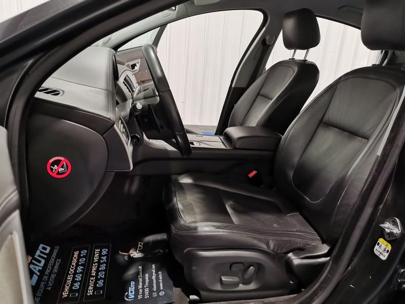 Photo 9 de l'offre de JAGUAR XF 3.0 V6 D 211CH EDITION LIMITEE à 10490€ chez VL Auto