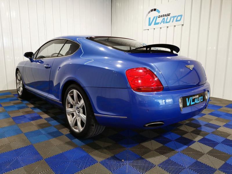 Photo 6 de l'offre de BENTLEY CONTINENTAL GT 6.0 à 38490€ chez VL Auto
