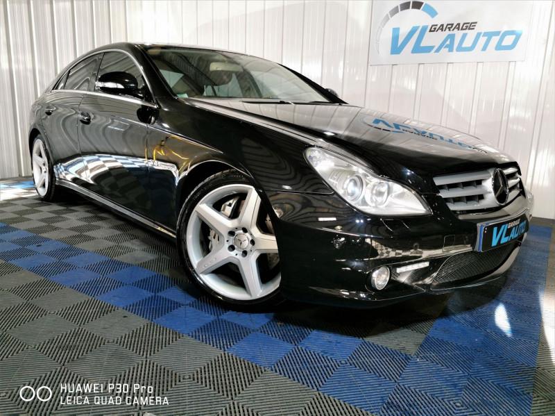 Mercedes-Benz CLASSE CLS (W219) 55 AMG Essence NOIR Occasion à vendre